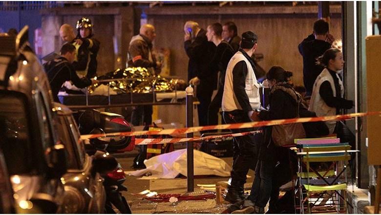 Conmocion mundial. París sangra más de 120 muertos por masacre. Sedeclaró estado de emergencia.