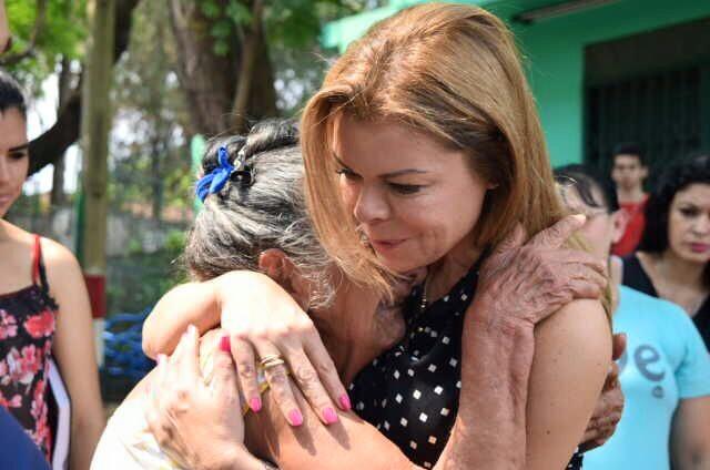 Sandra Zacarías pide respeto al dolor de la familia de la pequeña Sarita.
