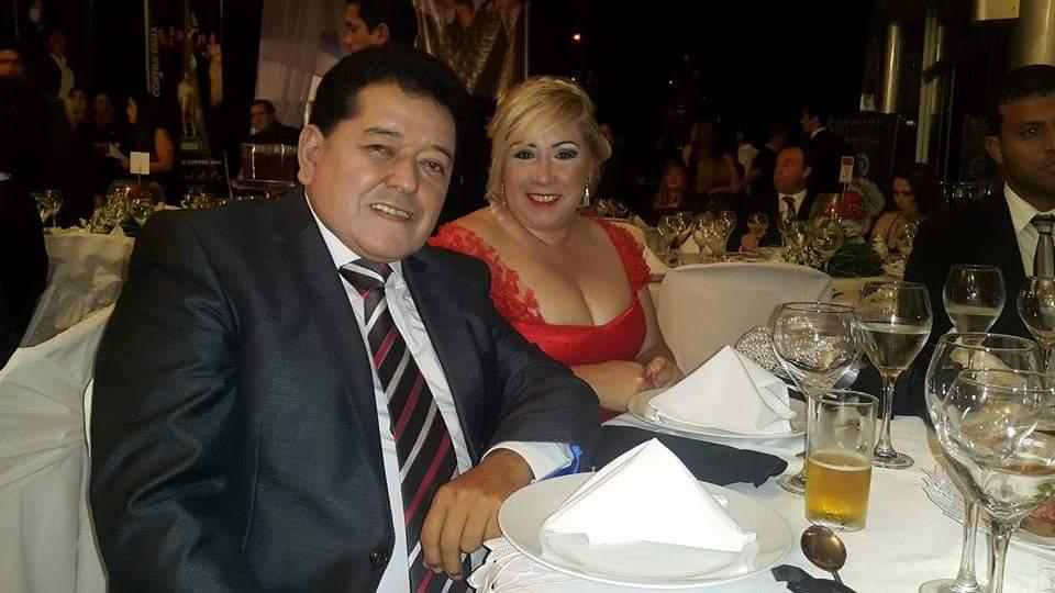 Fallece aplastado Gabriel Gabo, su esposa y su asistente a causa de la tormenta.