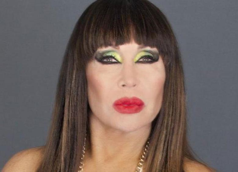 Ordenan liberación de la diva argentina Moria Casán por el caso  de las drogas.