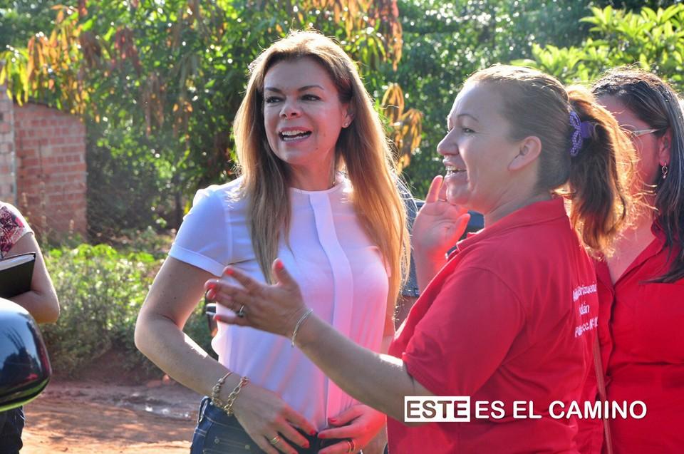Sandra Zacarías ratifica su compromiso con la renovación total del transporte público en CDE.