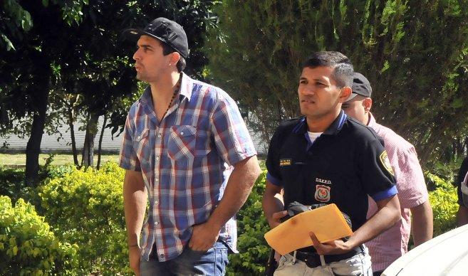 """Carlos """"Aquiles"""" Baez condenado a prisión en Tacumbù por 3 años tras las rejas?"""