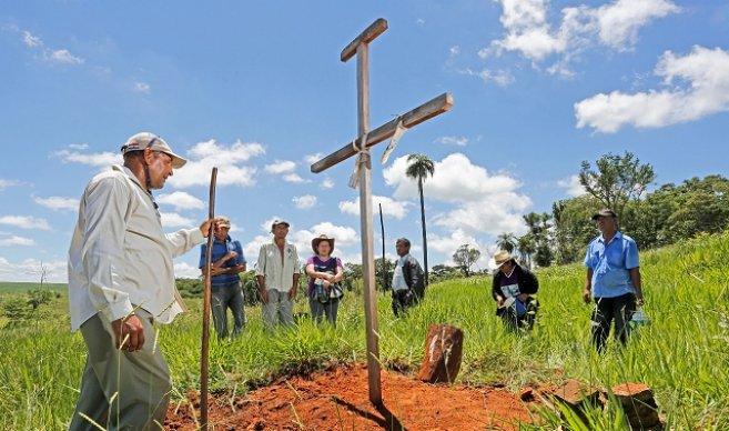La justicia paraguaya acribilló nuevamente a 11 campesinos muertos en Curuguaty?