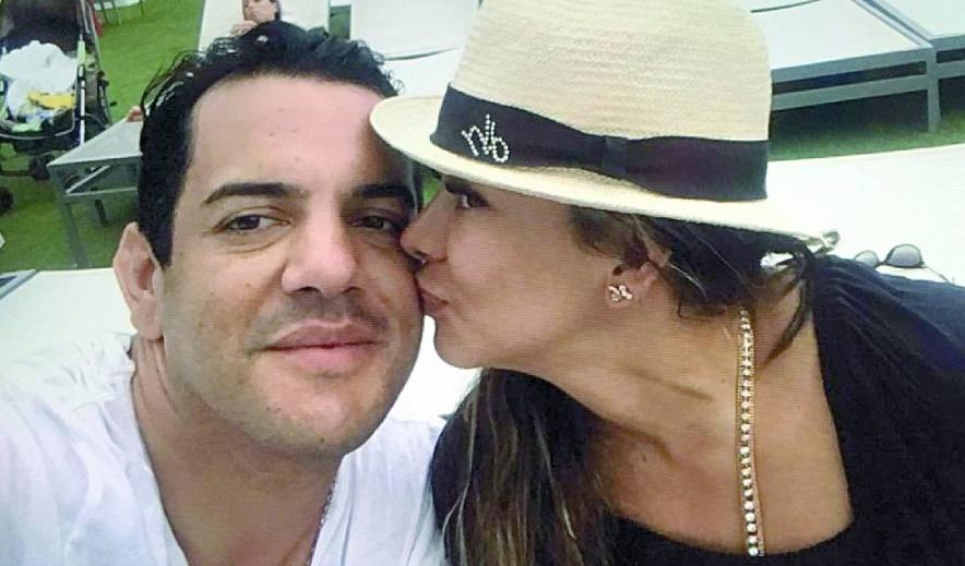Marly Figueredo asegura su futuro con el millonario gobernador Rodolfo Friedmann?