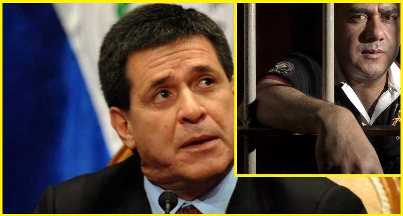 Matar a Horacio Cartes cuesta 5 millones de dólares?  Según supuesto plan de Pavâo.