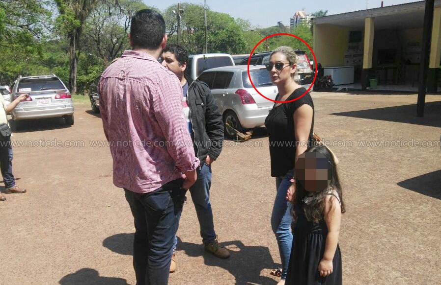 Fiscalìa imputò a la tilinga que atropellò a la policìa de trànsito de CDE, la famosa Sandra Casco.