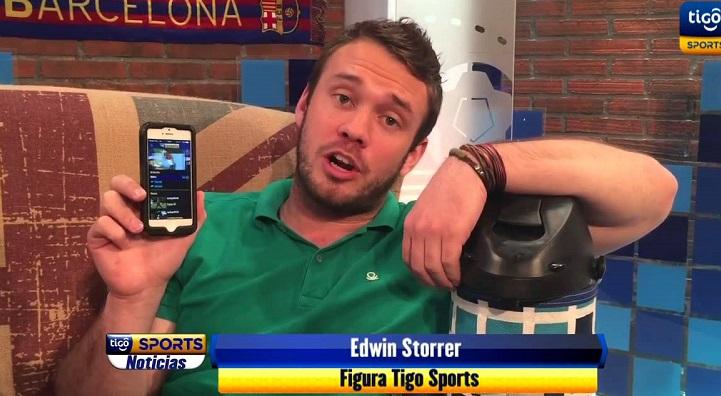 "Chutaron a Edwin de Tigo Sport?.Ni le dejaron despedirse: ""abierto a cualquier tipo de negociación"""