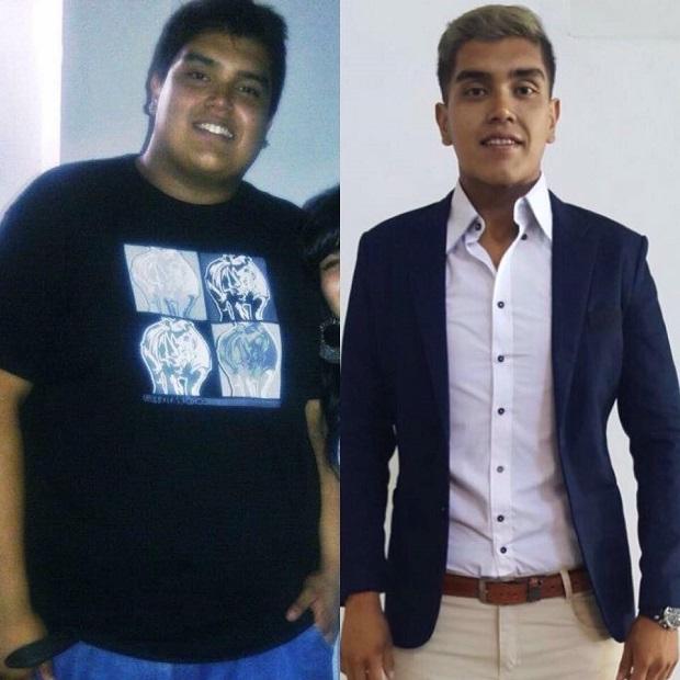 """Bajó 85 kilos en Cuestión de Peso: """"algunos colectiveros no querían alzarme""""."""