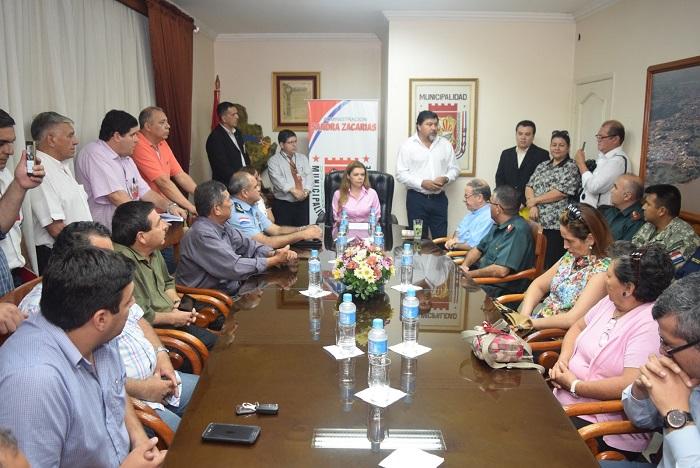 Conforman comisión pro festejo para aniversario y fiesta patronal en CDE.