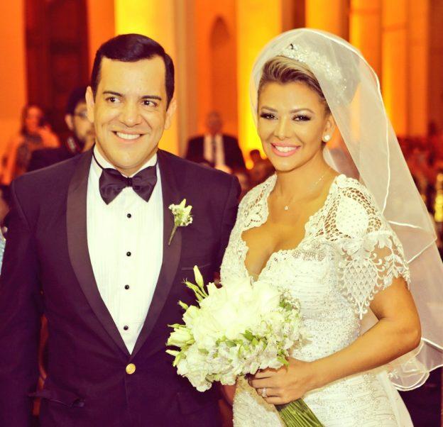 Friedmann-Figueredo: la boda del medio millón de dólares que puso en aprietos a nuestros famosos.