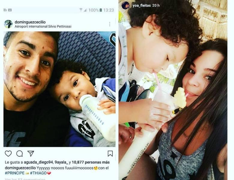 No hay nada mejor que ver a una familia felíz…Pero Ana Laura Chamorro estará felíz?