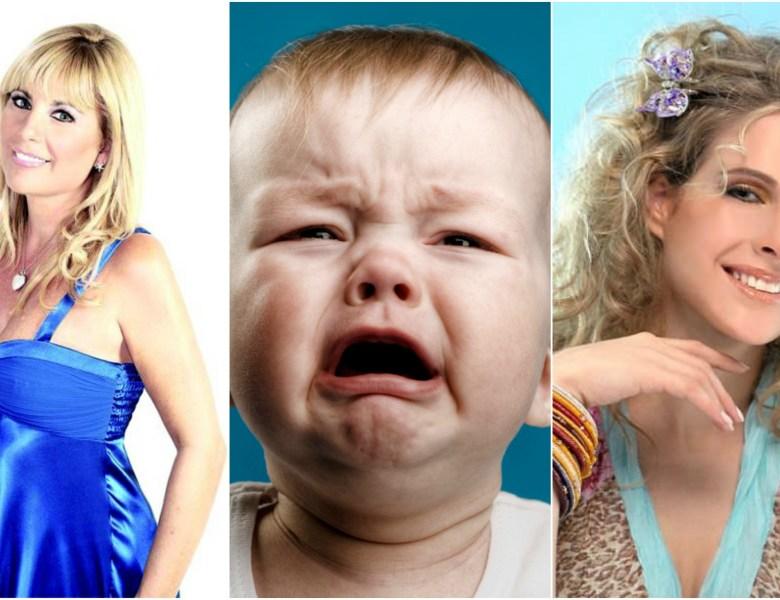 """Bibi Landó y Lory Anderson """"maltratadoras de pequeñines"""" ?."""