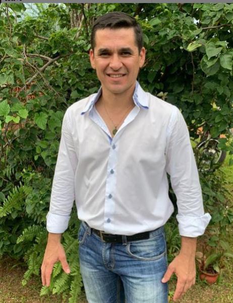 Edgar Ojeda, una alternativa para los luqueños