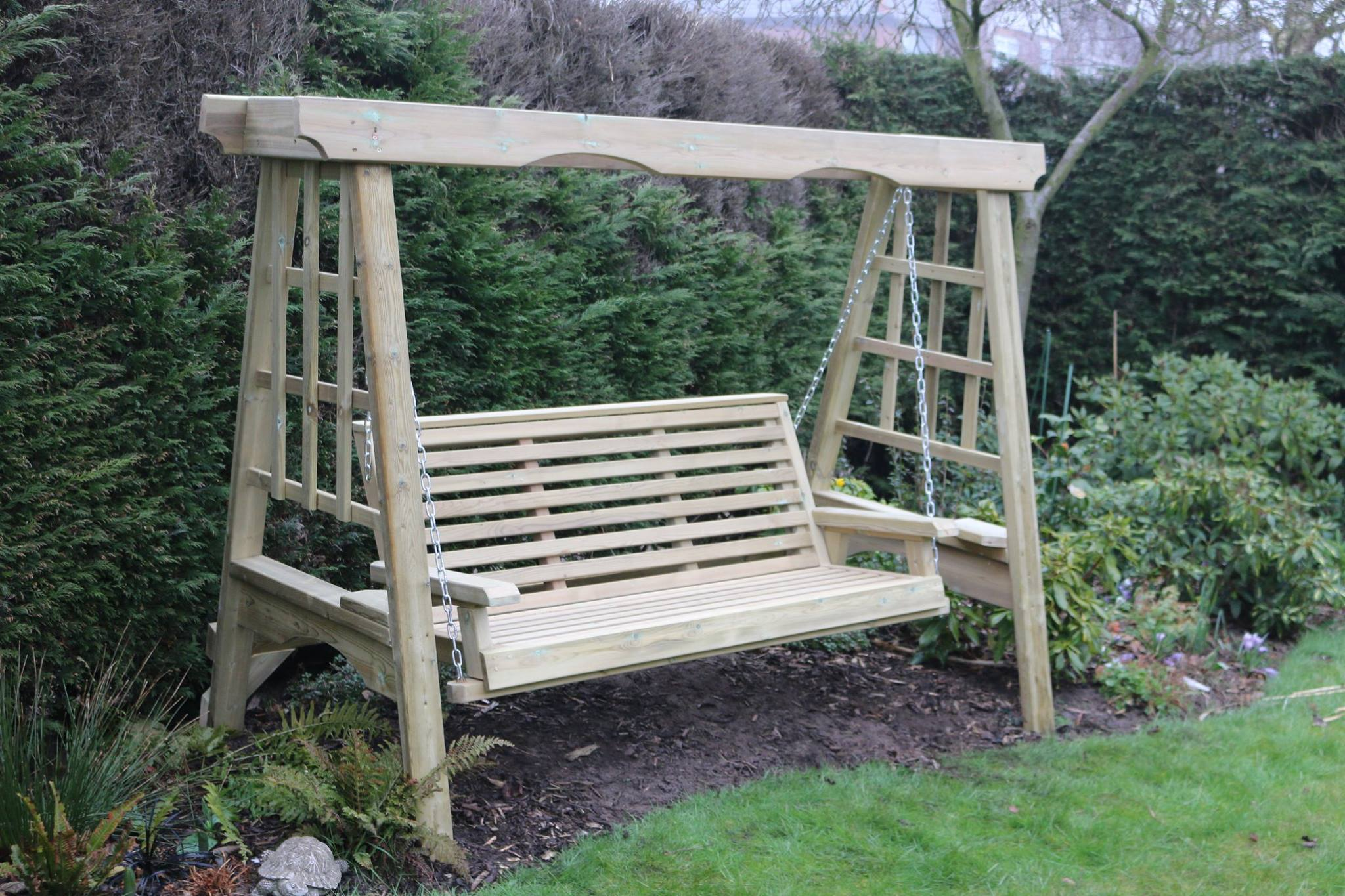 Churnet Valley Garden Furniture Ltd Quality Handcrafted