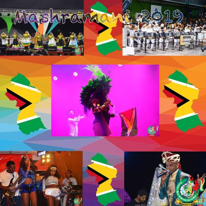 2019 Guyana Chutney Monarch Finalists