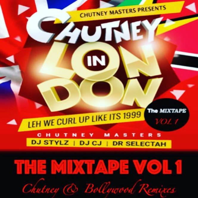 Chutney in London