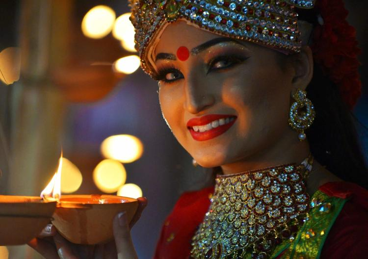 Anastasia Salickram of Shiv Shakti Dance Company