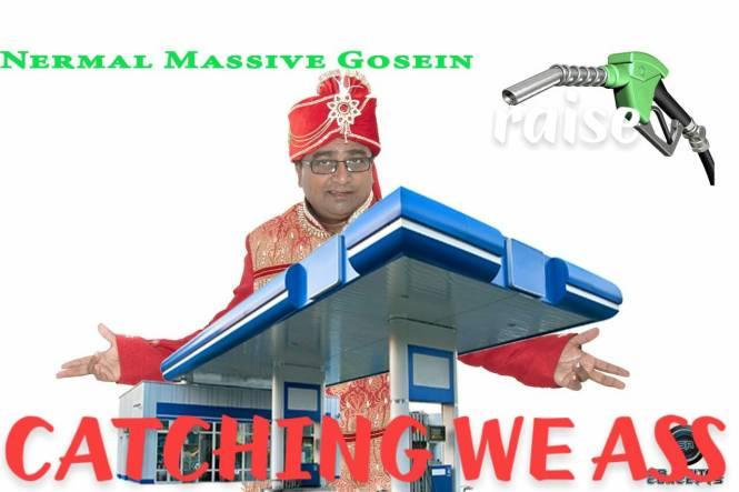Catching We Ass By Nermal Massive Gosein