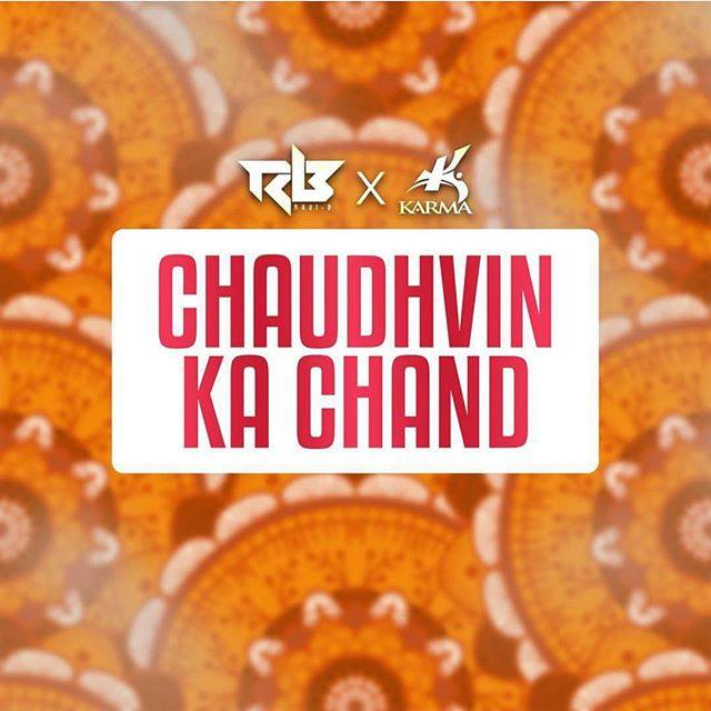 Chaudhvin Ka Chand Ho By Ravi B (2019 Bollywood Cover)