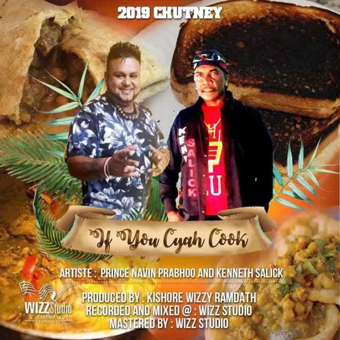 If You Cyah Cook By Prince Navin Prabhoo & Kenneth Salick