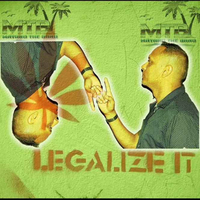 Legalize De Ting By Mayaro The Band (2019 Chutney Soca)