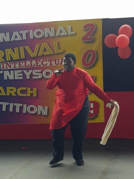 National Carnival Schools Intellectual Chutney Soca Monarch Competition 2019 Kurta