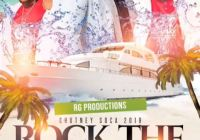 Rock The Boat By Boya Shafyiet Ft Daddy Chinee (2019 Chutney Soca)