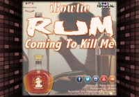 Rum Coming To Kill Me (poster)