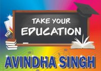 Take Your Education By Avindha Singh (2019 Chutney Soca)