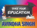 Take Your Education By Avindha Singh (2019 Chutney Soca)