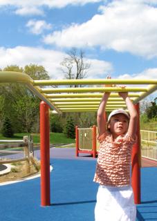 Clemyjontri Park in McLean Virginia