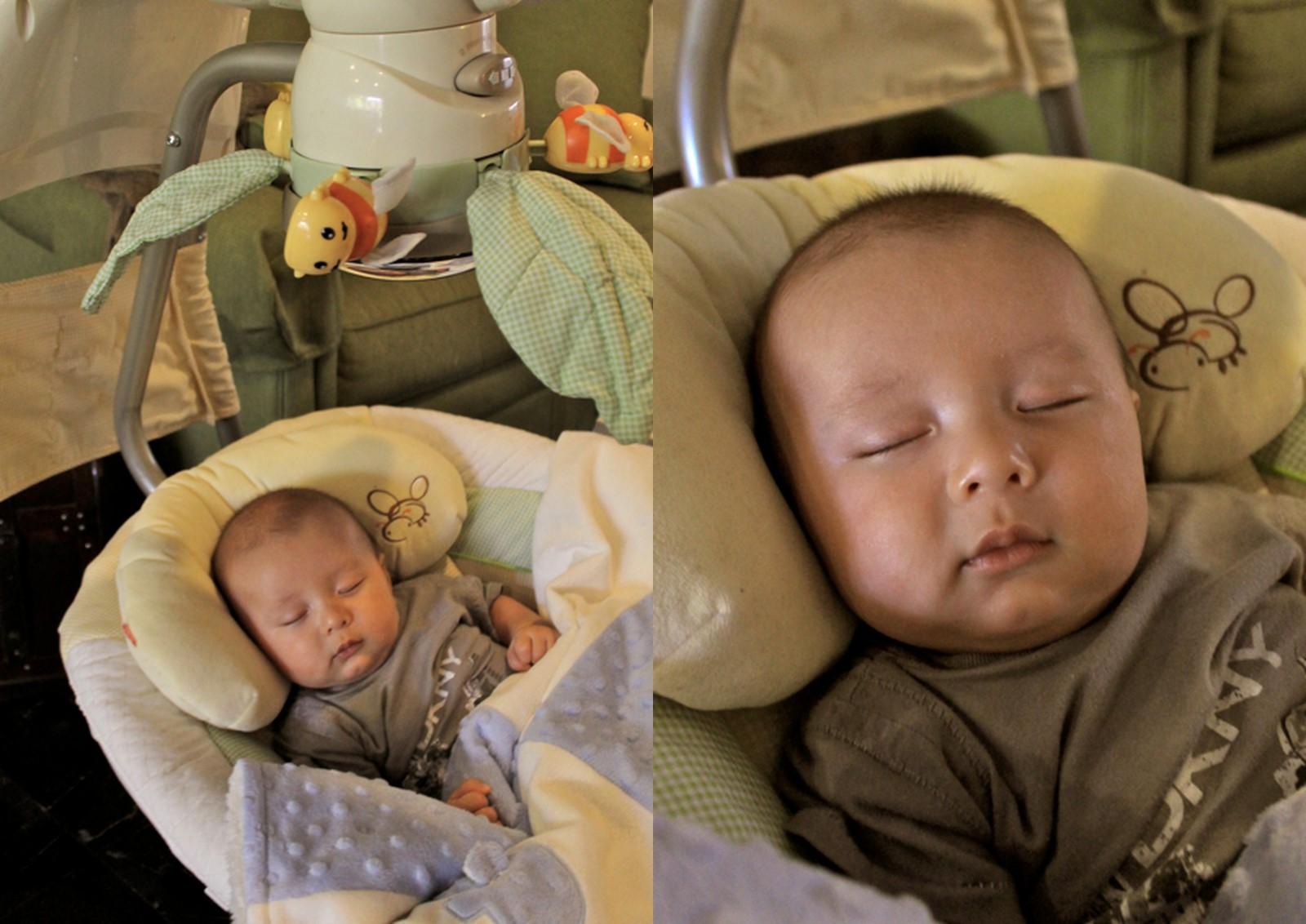 Baby Swing & Bouncer