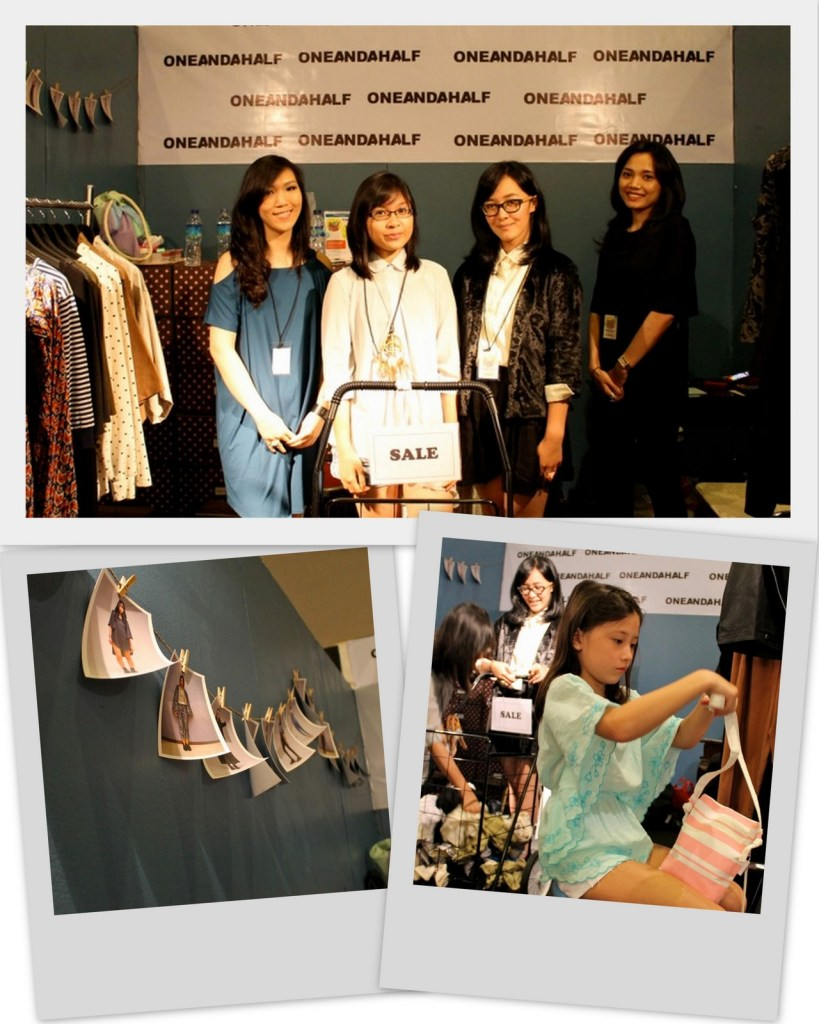 Monday Mode ☆ ONEANDAHALF & Brightspot Market