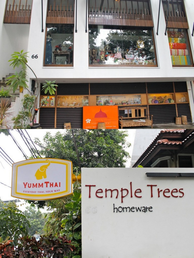 Friday Finds ☆ Temple Trees ☆ Zakka Store on Jalan Senopati