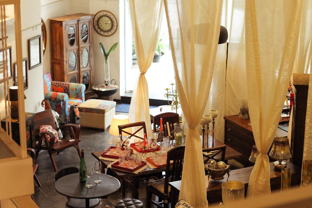 Magnolia Chic Interior Store In Mumbai Chuzai Living