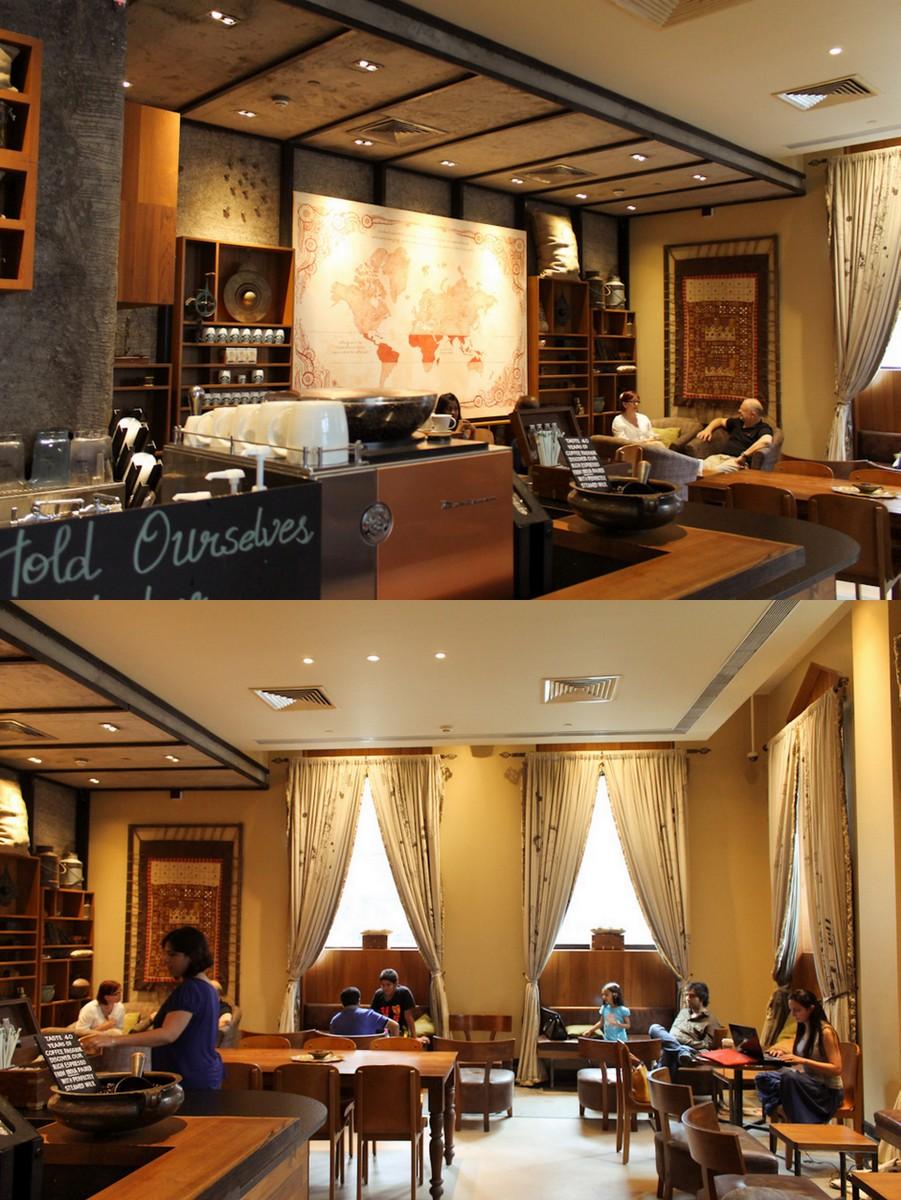 Colaba Tour ☆ The Table & The Taj Mahal Palace Mumbai