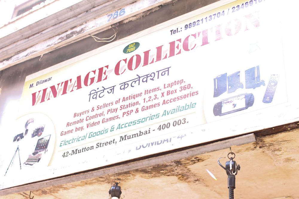 Chor Bazaar Mumbai-21