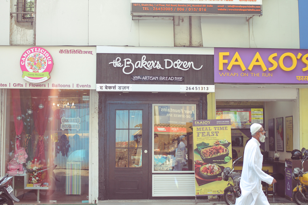 Friday Finds ☆ The Baker's Dozen in Mumbai, India