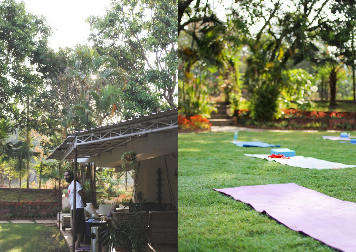Alibag Yoga Retreat