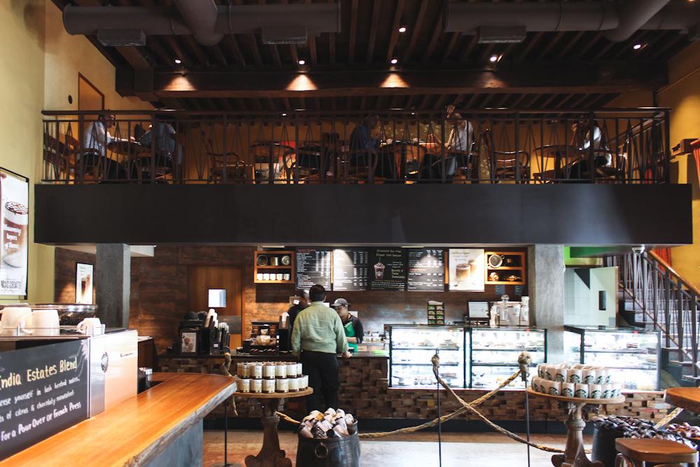 Starbucks Coffee ☆ Horniman Circle Mumbai | Chuzai Living