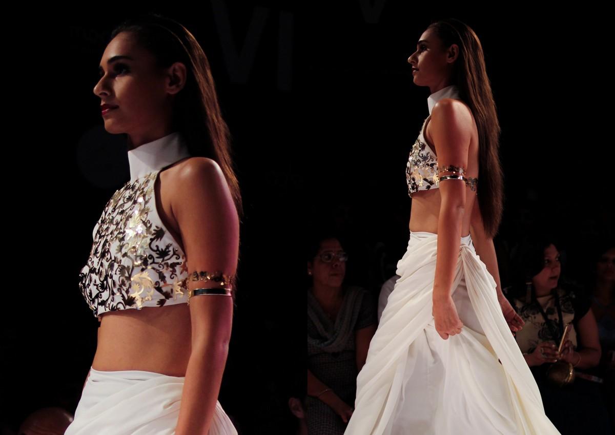 Nikhil Thampi Payal Singhal Lakme Fashion Week4