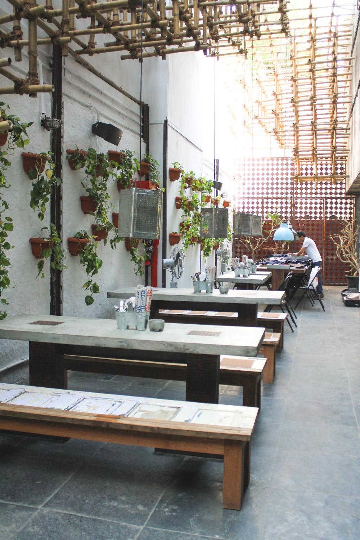 Khar Social Cafe Bar Mumbai