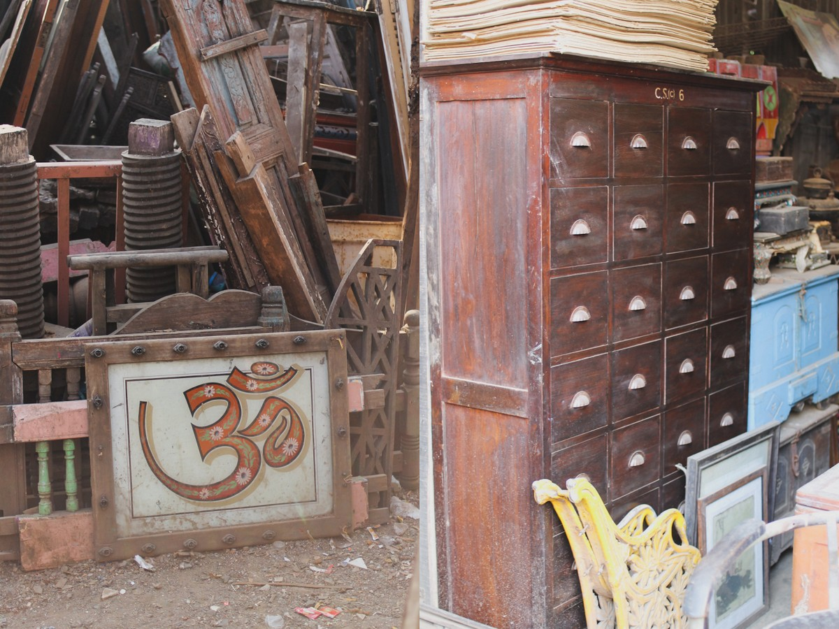 Oshiwara Antique Market In Jogeshwari7