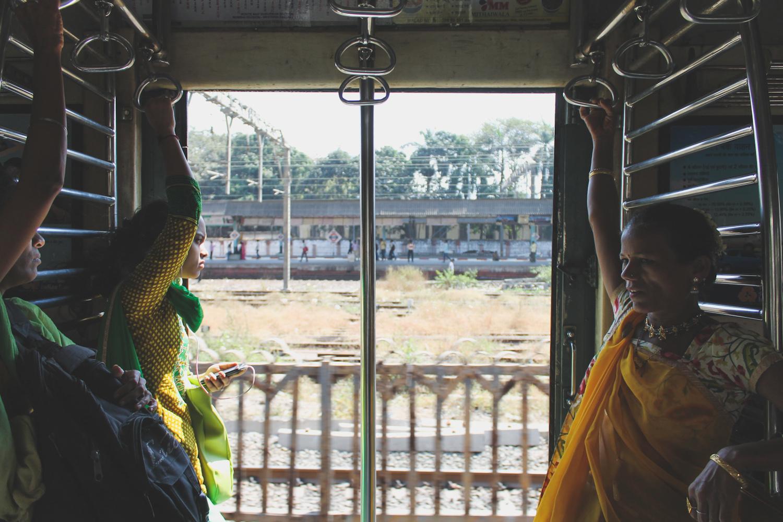 Mumbai Train Ride-14
