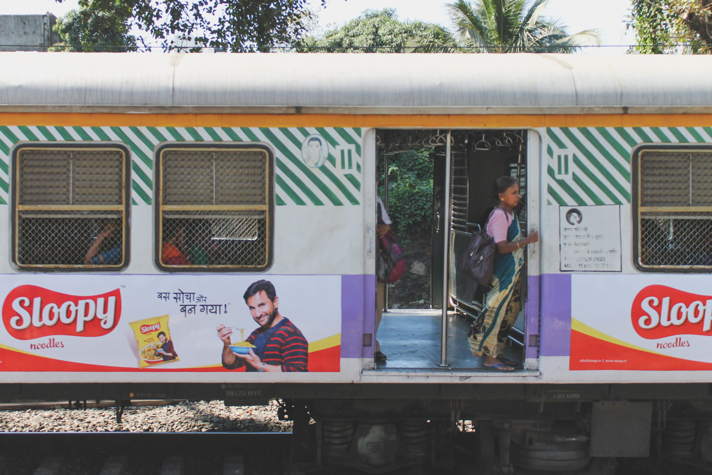 Mumbai Train Ride-26