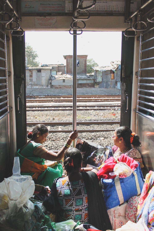 Mumbai Train Ride-29