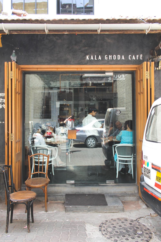 Kala Ghoda Cafe front