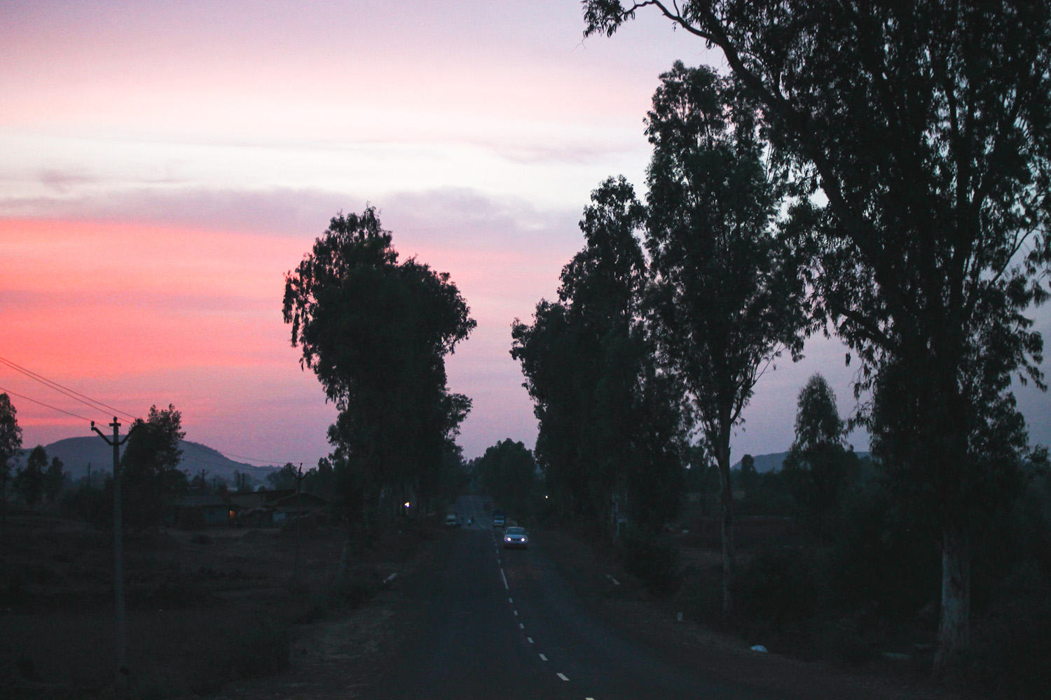 Sunset near Nashik-4
