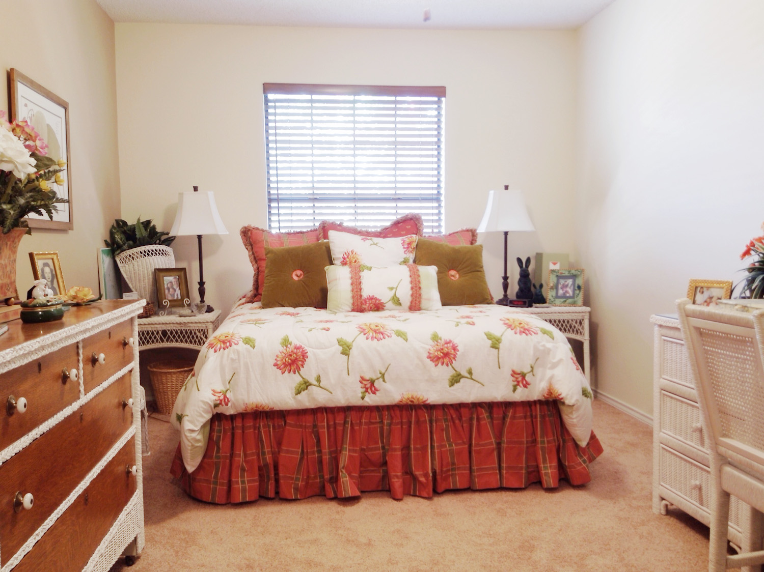 Country Home bedroom-3