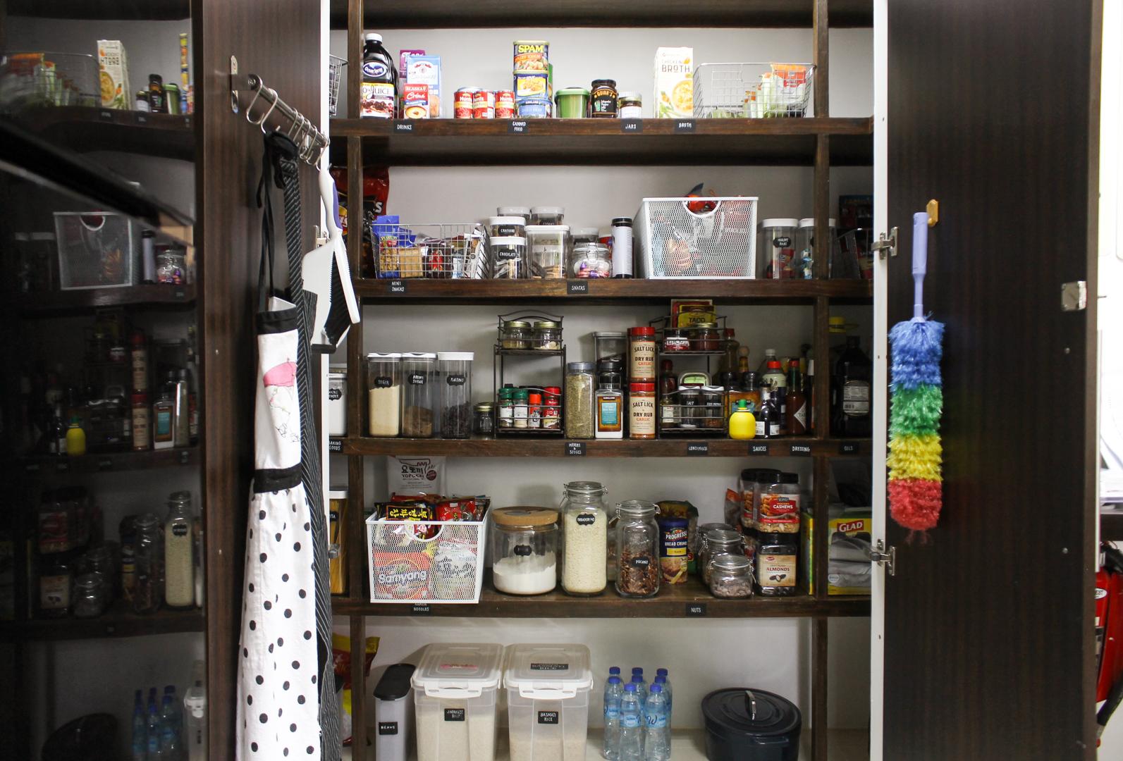 Simple Pantry Organization Ideas Chuzai Living